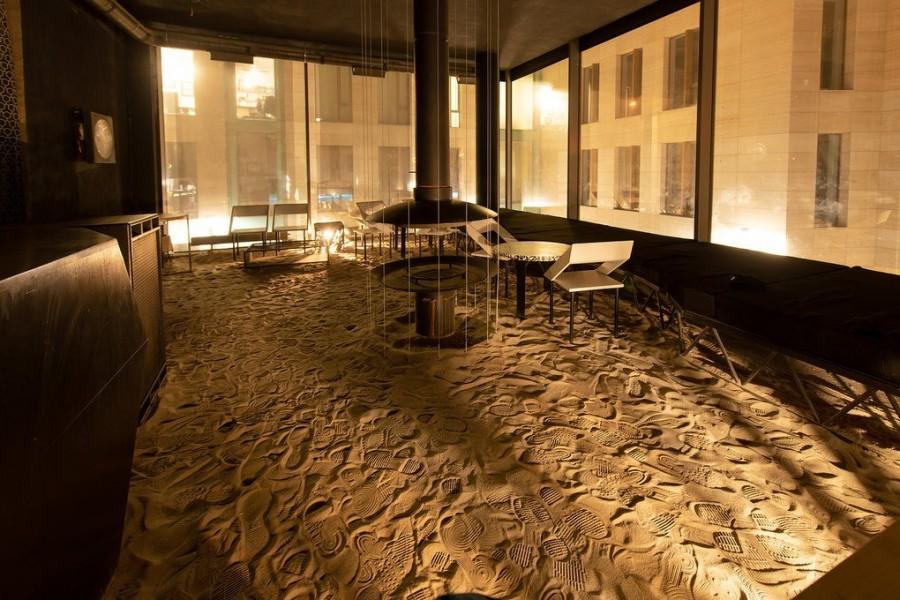 Клуб с песком в москве ночной клуб в судаке